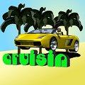Cruisin Racing on the islands game