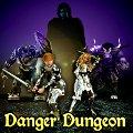 Danger Dungeon: explore this deep, dark dungeon!